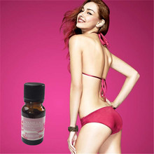 Pure Vanilla essential oil for slimming, weight loss products Body massage oil lose weight diet effective fat burner 10ml(China)