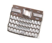 Gold Color New Housing Main Function Keyboards Keypads Buttons Cover For Nokia E72 , Free Shipping with tracking#(China)