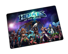 Heroes of the Storm mouse pad Christmas gifts pad to mouse notbook mousepad Colourful gaming padmouse gamer keyboard mouse mats