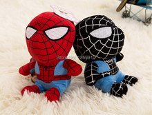 Cute Plush Spider-Man Model The most loving boy toy gift Small pendant