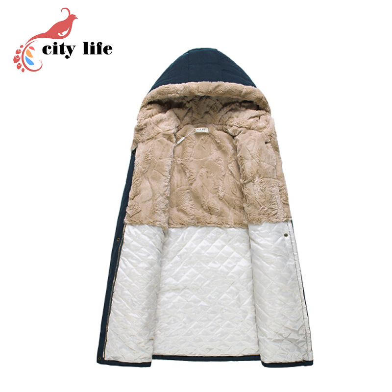 Warm Winter Coat Jacket Outerwear Faux Fur Lining Womens Fur Jackets Parka Overcoat Roupas Woman Clothes Chaquetas Mujer CasacoОдежда и ак�е��уары<br><br><br>Aliexpress