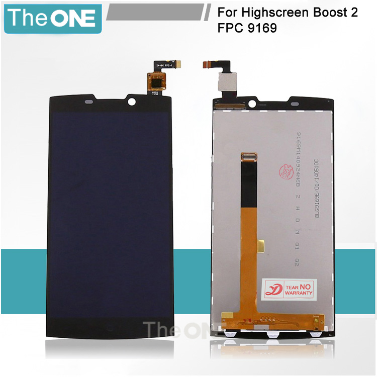 LCD Display For INNOS D10 lcd For Highscreen boost 2 se lcd screen digitizer FPC 9169 Black Mobile Phone LCD FPC9267<br>