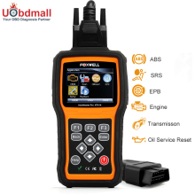 Original Foxwell NT414 Car Engine ABS SRS Airbag Gearbox Code Scan Diagnostic Tool Universal OBD 2 OBD2 OBDII Automotive Scanner(China)