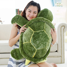 Sea Turtle Stuffed Animal Plush Toy Pluche Stuffe Speelgoed Kids Gifts Tortoise Stuffed Toys Turtle Plush Toy Soft 70C0521