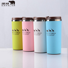 NEW Animal Thermo Coffee Mug Drinkware Thermo MUG Cup Milk Flask Thermal Tea Coffee Tumbler Termos Thermocup Insulated Cups
