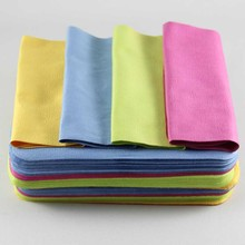 High Quality Lens Cloth 10PCS Cleaning Clohts 175*145mm Microfiber Glasses Cloths Camera Phone Computer Screen Cleaning Cloth(China)