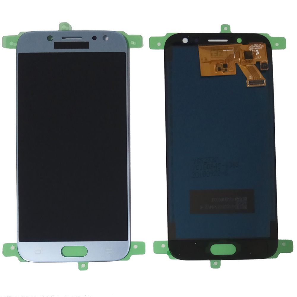 AMOLED LCD Replacement For Samsung Galaxy J5 2017 J530 J530F LCD Touch Screen Digitizer Assembly With Brightness Control Display (5)