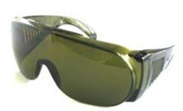 laser safety eyewear for 190-450nm and 800-2000nm O.D 4+ CE certified  with O.D curve<br>