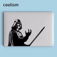 Star Wars Darth Vader Laptop Sticker for MacBook Decal Air/Pro/Retina 11 12 13 15 inch Computer Mac skin Pegatina para notebook(China)