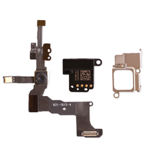 3pcs/lot New Repair Parts For iPhone 5S Proximity Sensor Light Front Face Camera +Ear Speaker +Earpiece Metal Holder