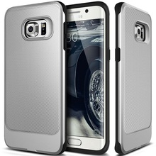 For Samsung Galaxy Cover S6 / S6 edge / S6 edge plus Case Rugged Rubber Hard PC Coque Para Back Cover S6 Edge Plus Phone Cases