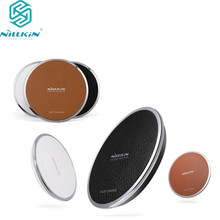 Nillkin Magic Disk III Fast Charge Edition Wireless Charger For samsung S7 S6 Edge s6 edge plus Wireless Charging Digital Device