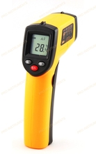digital infrared food thermometer for cooking with laser pointer GM320