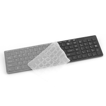 Super Thin Simple Design 2.4GHZ Optical Wireless Keyboard Mouse + USB Receiver Set For PC Computer Smart Television