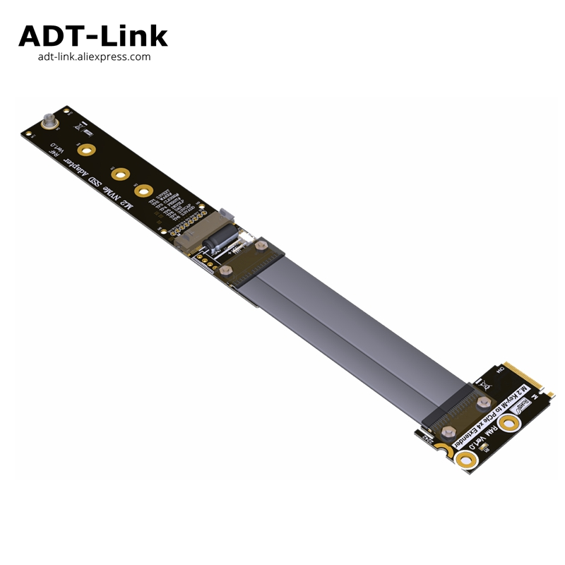 M.2 NVME PCI-Express 3.0 PCIE×16 SSD Expansion Converter Extender Adapter Card