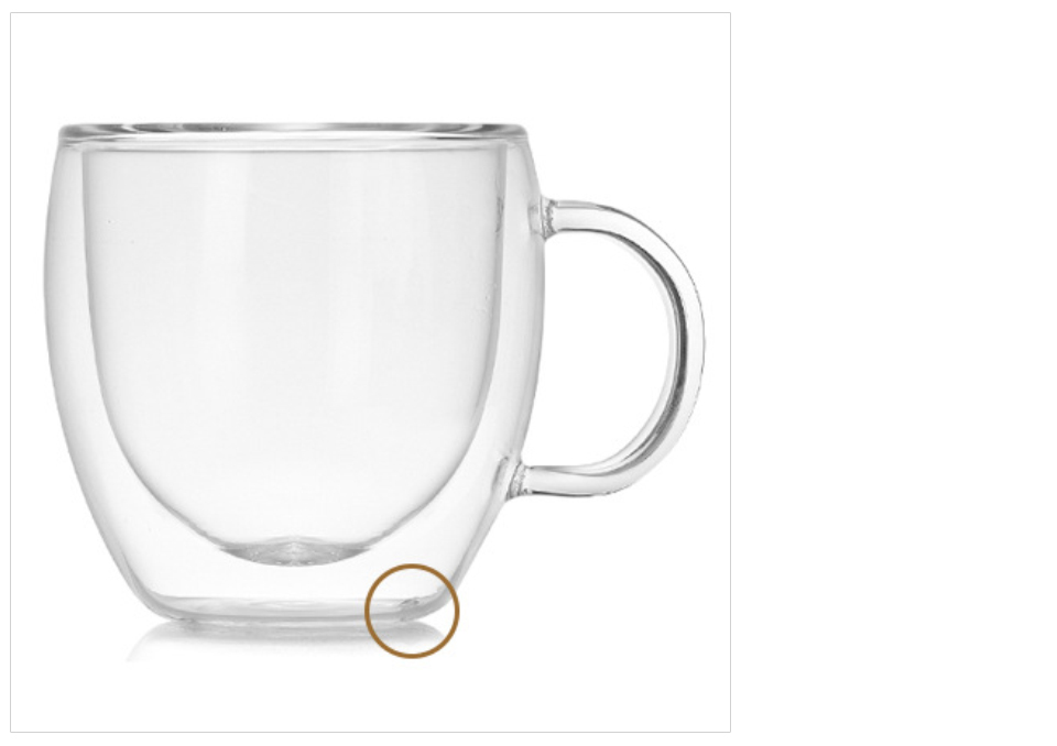 Heat Resistant Double Wall Glass CoffeeTea Cups And Mugs Travel Double Coffee Mugs With The Handle Mugs Drinking Shot Glasses  (7)
