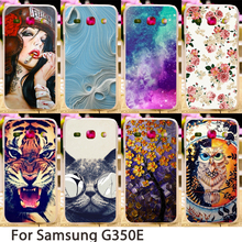 Soft Phone Cases For Samsung Galaxy Star Advance G350E Galaxy Star 2 Plus SM-G350E Cases Hard Back Cover Skin Housing Sheath Bag