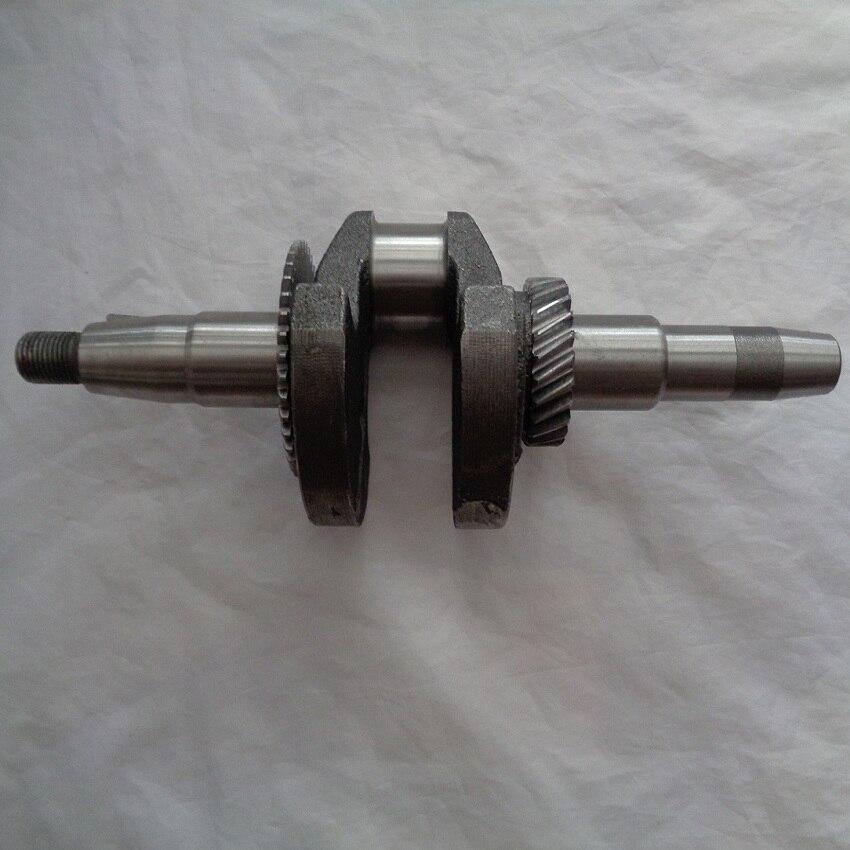 6.5HP Engine 168F 170F Crankshaft Assembly For HONDA 2KW 3KW Generator <br>