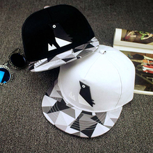 Fashion Brand Snapback Caps Cool Strapback Animal Baseball Cap Bboy Hip-hop Hats For Men Women fitted hats