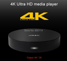 best selling Measy B4A 4K Ultra HD media player 3D Blue ray network media player 2G DDR 8G ROM Android 4.4 Kitkat