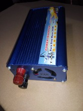 rated power 300W 12V DC to AC220V 50HZ off grid pure sine wave inverter for small solar system(China)
