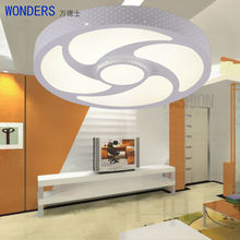 Modern stype led iron ceiling lights for living  bedroom hallway home ceiling lamp decoration lighting light fixtures