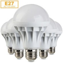 E27 Bombillas LED Lamp SMD 5730 Lamparas LED Light 1W 3W 5W 7W 9W 12W 15W Lampada LED Bulb E27 110V 220V Ampoule Candle Luz LEDs
