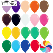 30pcs/lot 5 Inch White Latex Balloons Happy Birthday Party Balloons Inflatable Wedding Decoration Air Balls Arch Party Supplies