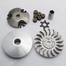 Motorcycle Variator front clutch 21mm For Minarelli JOG 49cc 50cc ZUMA chinese scooter atv moped buggy Parts