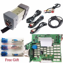 2017 Mb Star C3 with Software hdd for MB C3 Star Diagnostic Multiplexer All New Red Relay Strong Copper Cable Get Free Gift