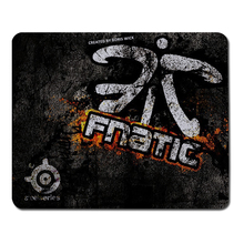 SteelSeries QCK Fnatic mouse pad large pad E-sports game players gaming padmouse gamer play mats Christmas gifts steelseries lol