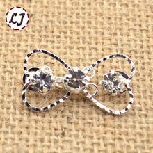 2pcs/lot combined buttons Metal hook buckle collar hook hidden decorative button collar hook clasp buckle for cloth accessory(China)
