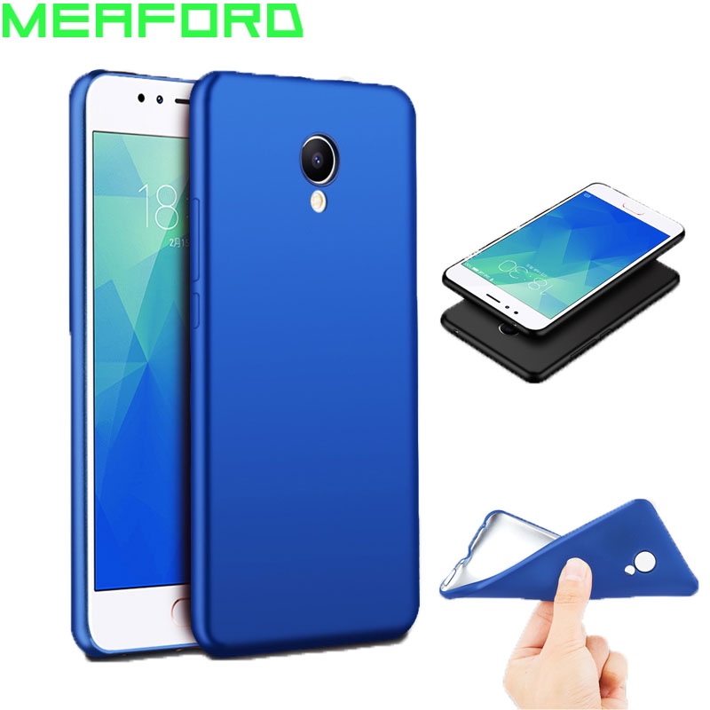 Case For Coque Meizu M5C Cases Meizu A5 Cover Frosted Matte Soft TPU Silicon Full Protective Case For Meizu M5C M5 C M710H Cover(China)