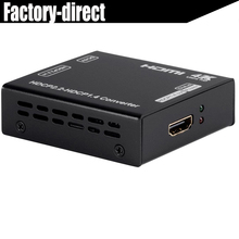 HDCP Converter UHD HDMI 2.0 HDCP 2.2 to HDCP 1.4 converter with power adapter