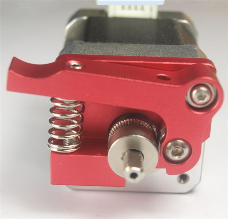3D printer parts Reprap MK8 Replicator metal left-hand direct Extruder Upgrade kit Replicator Extruder Upgrade for 1.75 mm<br><br>Aliexpress
