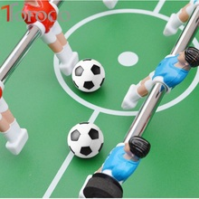 TOFOCO Hot Sale Funny 4pcs Plastic Mini Soccer Ball 32MM Black + White Tiny Soccer Popular Party Sport Toys