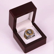 USA size 10 to 12! 2010 San Francisco Giants baseball world championship rings replica display box drop shipping