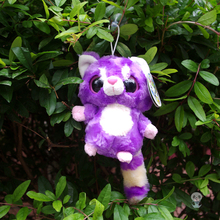Stuffed Animals Toys Plush Yoohoo Purple Panda Doll  Baby Birthday Gift  Car Accessories  Toy Shops