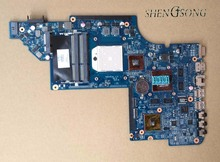laptop motherboard for HP DV6 DV6-6000 series 640454-001 AMD NON-INTEGRATED AMD Radeon HD 6470M DDR3(China)