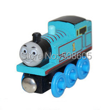 New arrival Magnetic Wooden Thomas And Friends Trackmaster Railway Tracks Trains Elephant Lion Child Toys Tomas The Train