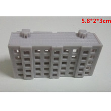 1 Pcs White Building Model Building Sand Table Model Variety Of Options Hot Selling(China)