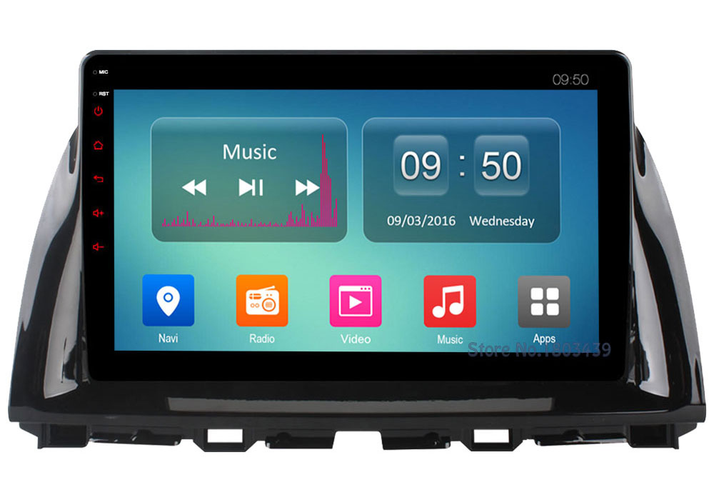 C500+ 10.1″ Android 6.0 Octa Core 2GB RAM 32GB ROM 4G WIFI Car DVD Multimedia Player Radio For Mazda CX-5 2012 2013 2014 2015