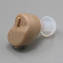 K-80 Ear Hearing Aid Mini Invisible Hearing Device Sordos Ear Voice Sound Amplifier Digital Hearing Aids For The Deaf Hearing(China)