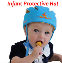 baby safety helmet for learning walking baby toddler caps infant protective hats soft comfatable sport toy