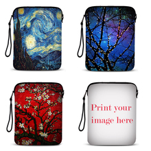 Laptop Sleeve For Apple iPad Air 2 Case For iPad Mini 1 2 3 4 Tablet Cover Pouch for Xiaomi/Mipad 9.7 inch 7.9 inch PC Bag