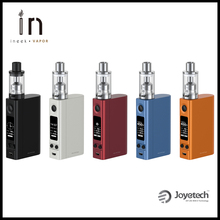 100% Original Joyetech eVic VTC Dual Starter Kit with eVic VTC Dual 18650 Battery MOD and 4ml Capacity Ultimo Atomizer Free Ship