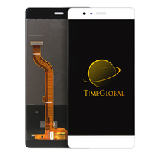 Alibaba china mobile phone lcd For Huawei P9 LCD Display + Touch Screen Assembly Repair Parts 5.2Inch Mobile Parts
