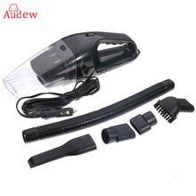 Portable  Useful In-Car 12V 120W Strong suction Wet & Dry Car Home Mini Handheld Vacuum Cleaner