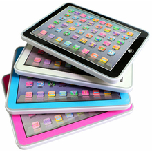 Children English Learning Machine Tablet Toys Pad Learning Machine Kids Laptop Pad Learning Education Toys For Baby