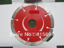 105x10x22.23mm  cold press segment diamond saw blade for bricks, granite,marble and concrete.